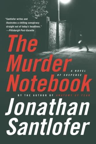 9780060882051: The Murder Notebook: A Novel of Suspense (Nate Rodriguez Novels)