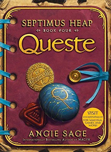 9780060882075: Queste (Septimus Heap, Book 4)