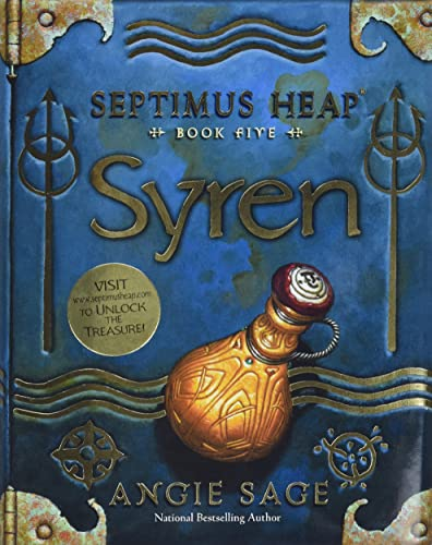 Syren: Septimus Heap Book 5 (Signed): Sage, Angie