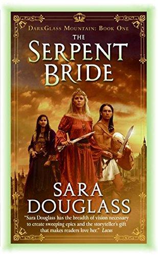 9780060882143: The Serpent Bride: DarkGlass Mountain: Book One (DarkGlass Mountain Series)