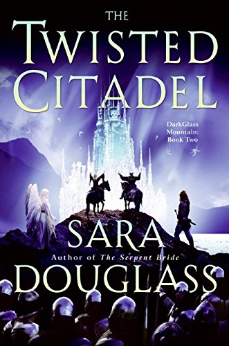 9780060882150: The Twisted Citadel: DarkGlass Mountain: Book Two