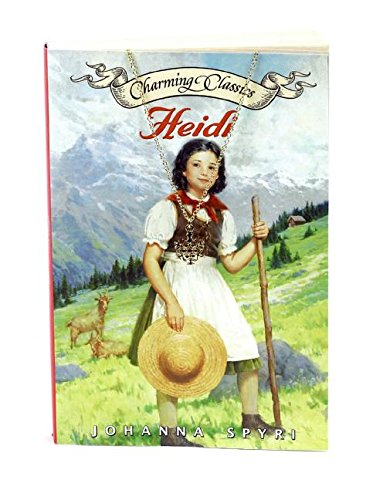 9780060882174: Heidi Book and Charm (Charming Classics)