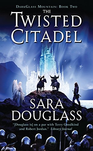 9780060882181: The Twisted Citadel: DarkGlass Mountain: Book Two (DarkGlass Mountain Series)