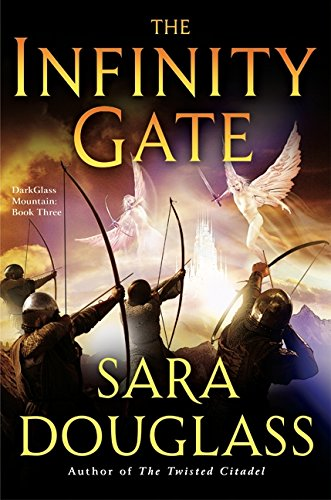 9780060882198: The Infinity Gate (DarkGlass Mountain)