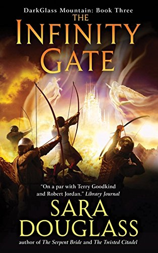 9780060882204: The Infinity Gate: DarkGlass Mountain: Book Three (DarkGlass Mountain Series)