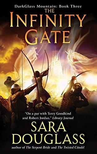 9780060882204: The Infinity Gate: DarkGlass Mountain: Book Three (DarkGlass Mountain Series)