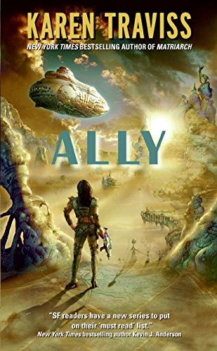 9780060882327: Ally (The Wess'har Wars)