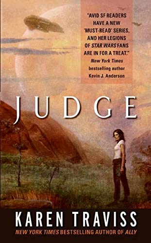 9780060882402: Judge (The Wess'har Wars)