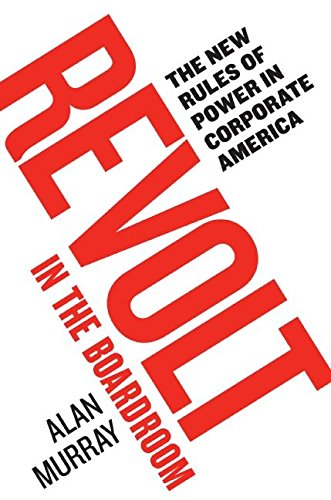 9780060882471: Revolt in the Boardroom: The New Rules of Power in Corporate America