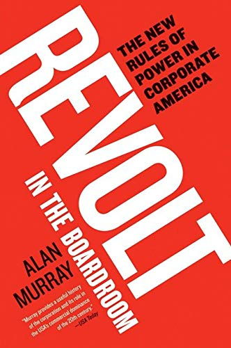 9780060882488: Revolt in the Boardroom: The New Rules of Power in Corporate America