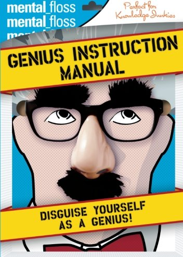 9780060882532: Mental Floss: Genius Instruction Manual
