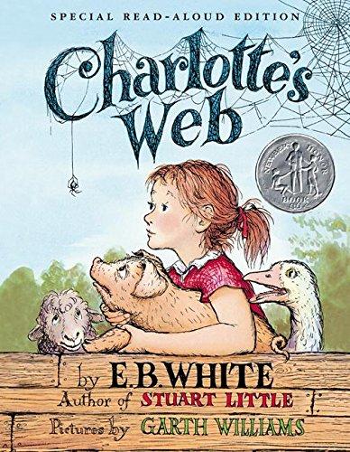 9780060882617: Charlotte's Web Read-Aloud Edition