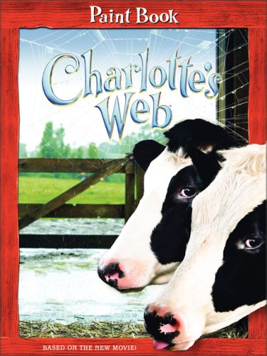 9780060882778: Charlotte's Web: Paint Book