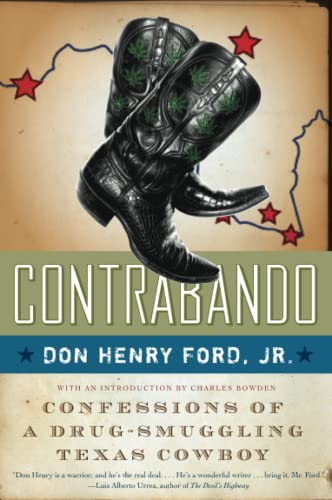 9780060883102: Contrabando: Confessions of a Drug-Smuggling Texas Cowboy