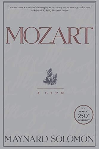 9780060883447: Mozart: A Life