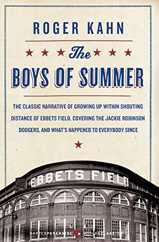 9780060883966: The Boys of Summer (Harperperennial Modern Classics)