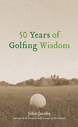 9780060884765: 50 Years of Golfing Wisdom