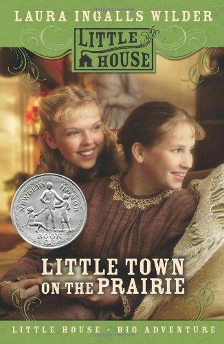 9780060885434: Little Town on the Prairie (Little House)