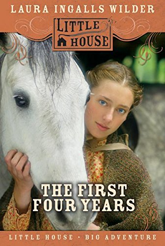 9780060885458: The First Four Years (Little House-the Laura Years)