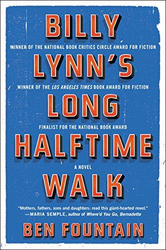 9780060885618: Billy Lynn's Long Halftime Walk: A Novel