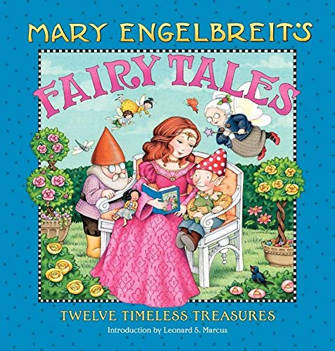 9780060885830: Mary Engelbreit's Fairy Tales: Twelve Timeless Treasures