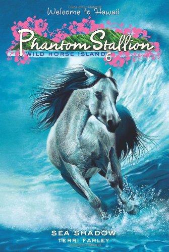 9780060886196: Phantom Stallion: Wild Horse Island #6: Sea Shadow
