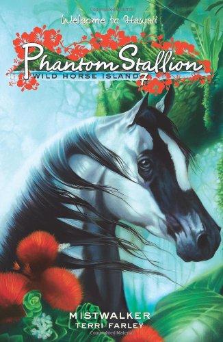 9780060886202: Mistwaker (Phantom Stallion: Wild Horse Island, No. 7)