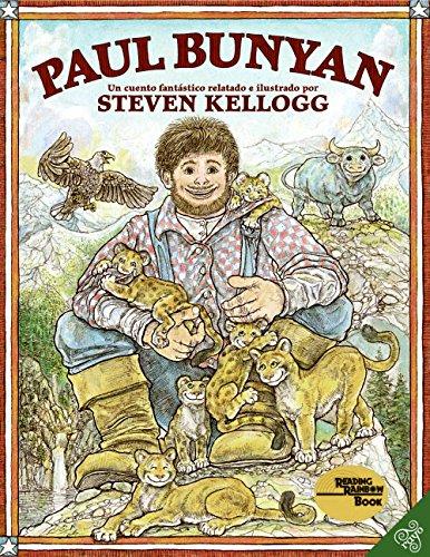 9780060887056: Paul Bunyan (Spanish edition) (Reading Rainbow Books (Rayo))