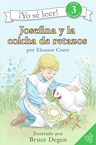 9780060887131: Josefina Story Quilt, The (Spanish edition): Josefina y la colcha de retazos (I Can Read Book 3)