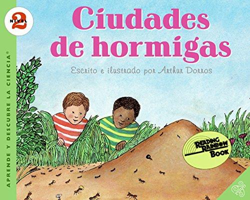 9780060887155: Ciudades de Hormigas = Ant Cities (Aprende y Descubre La Ciencia)