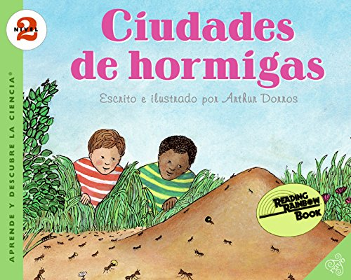 9780060887155: Ant Cities (Spanish edition): Ciudades de hormigas (Let's-Read-and-Find-Out Science 2)