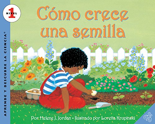 9780060887162: Como crece una semilla: How a Seed Grows (Spanish edition) (Let's-Read-and-Find-Out Science 1)