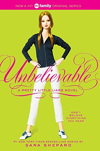 9780060887414: Pretty Little Liars #4: Unbelievable