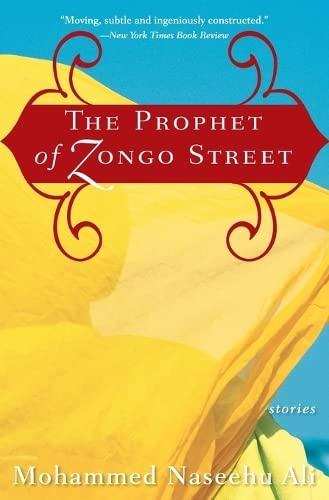 9780060887506: The Prophet of Zongo Street: Stories
