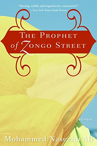 9780060887506: The Prophet of Zongo Street: Stories