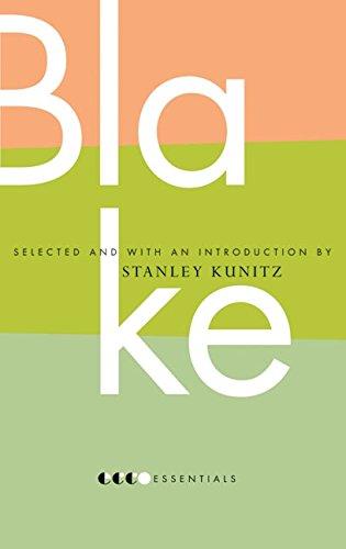 9780060887933: Essential Blake