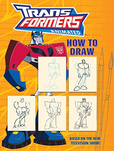 9780060888206: Transformers Animated: How to Draw
