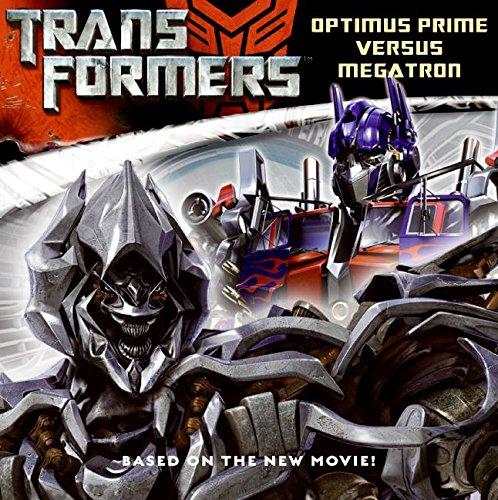 9780060888244: Transformers Optimus Prime vs. Megatron (Transformers (HarperEntertainment Paperback))