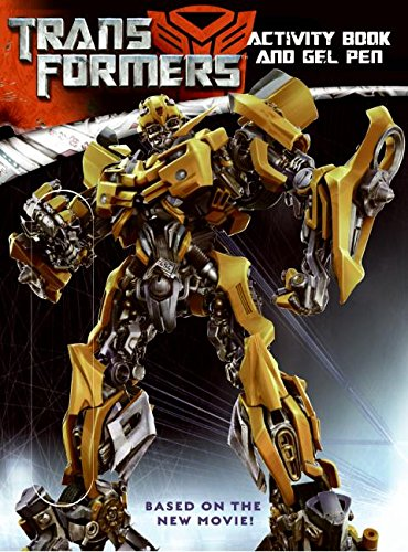 9780060888275: Transformers: Activity Book and Gel Pen (Transformers (HarperEntertainment Paperback))