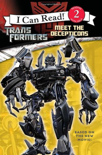 9780060888282: Transformers: Meet the Decepticons (I Can Read - Level 2 (Quality))