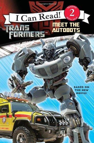 Transformers: Meet the Autobot