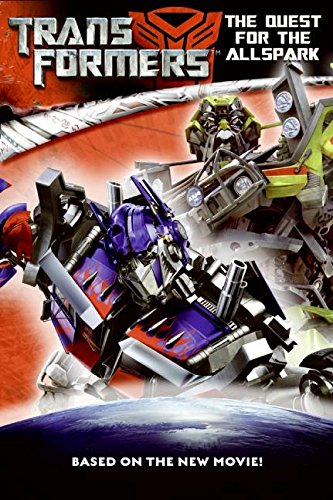 TRANSFORMERS THE QUEST FOR THE ALLSPARK