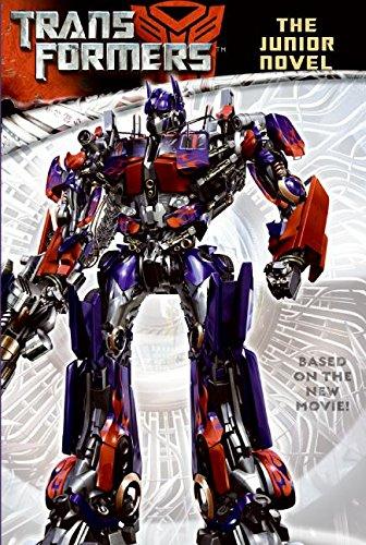 9780060888350: Transformers: The Junior Novel (Transformers (HarperEntertainment Paperback))