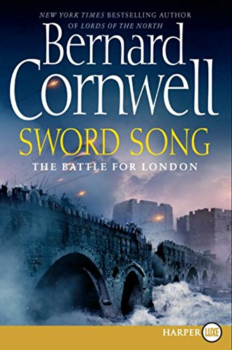 9780060888664: Sword Song: The Battle for London (Saxon Tales)