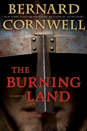 9780060888749: The Burning Land (Saxon Tales)
