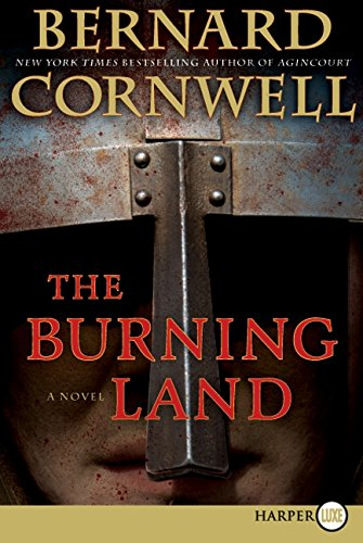 9780060888756: The Burning Land (Saxon Tales)