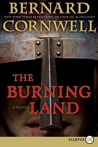 9780060888756: Burning Land LP, The (Saxon Tales)