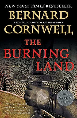 9780060888763: The Burning Land (Saxon Tales)