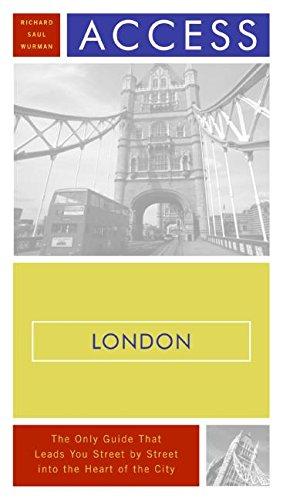 9780060889487: Access London 10e (Access Guides)