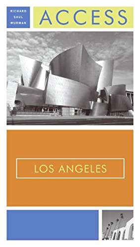 9780060889494: Access Los Angeles 12e (Access Guides)